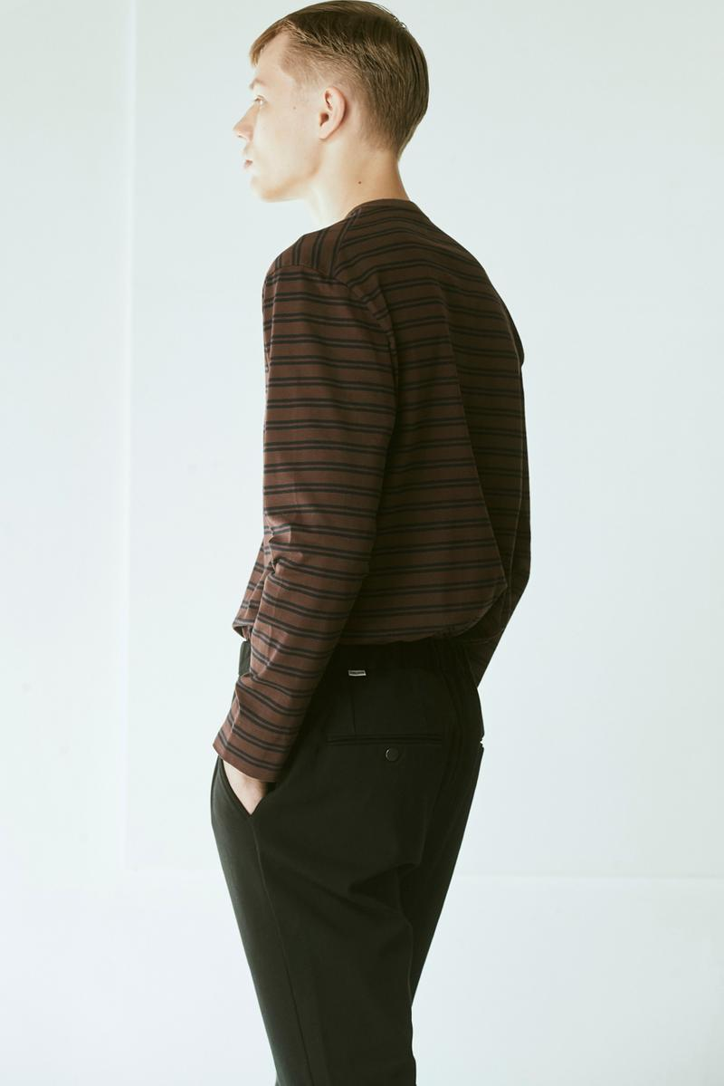 Curly Fall/Winter 2020 Collection Lookbook japan fw20 menswear co the weft