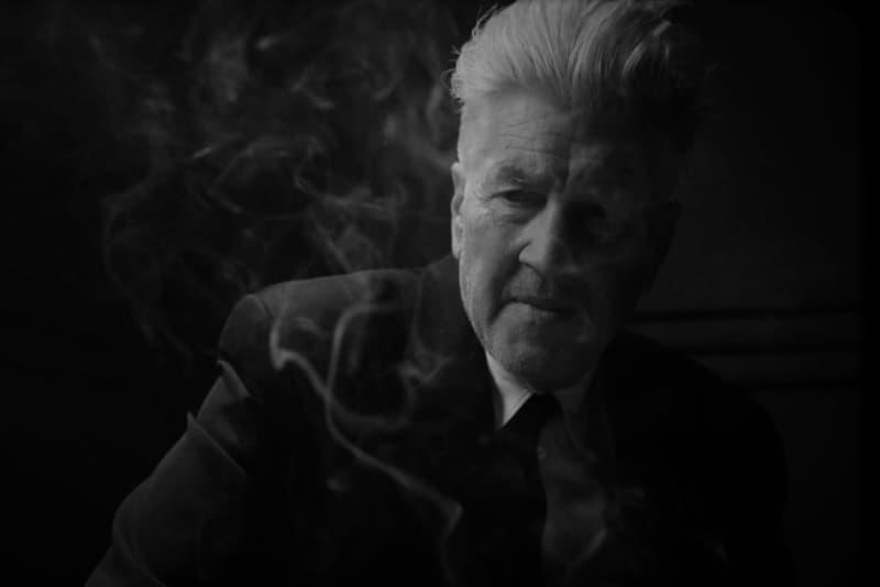 David Lynch Surprises With New Netflix Short FIlm what did jack do interrogates a monkey singing black & white