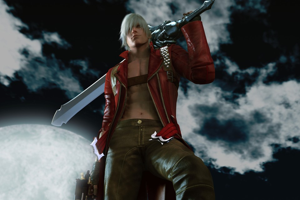 Devil May Cry 3 Special Edition Nintendo Switch Hypebeast