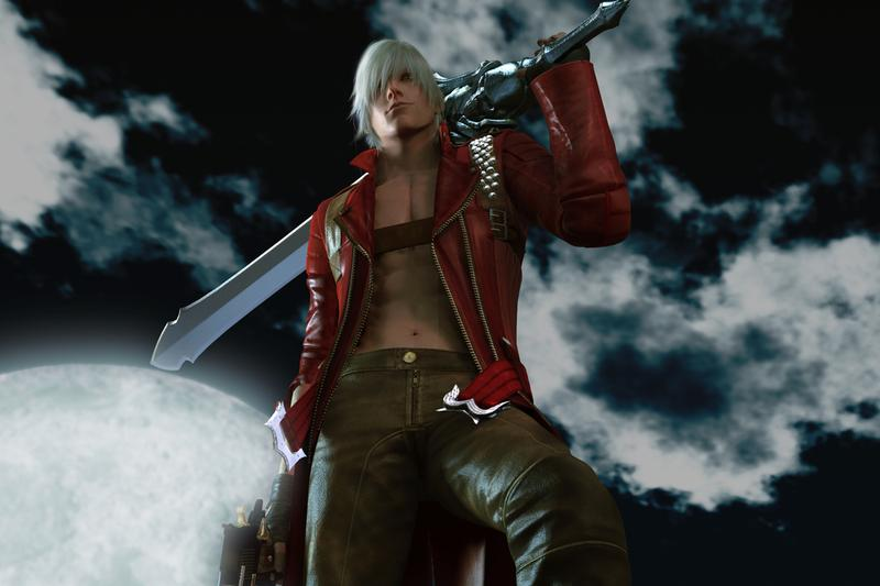 Nintendo Devil May Cry 3: Special Edition Nintendo Switch Seamless Style Feature