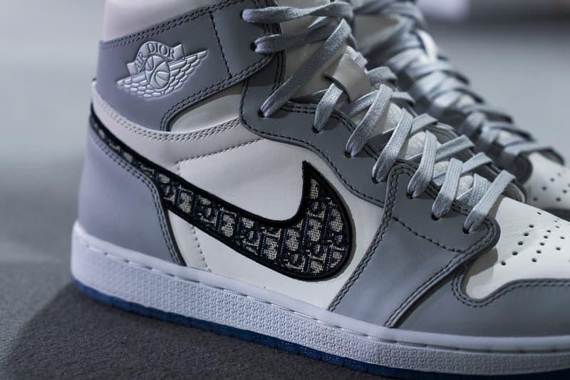 dior air jodan low high nike daniel arsham sneakers 1 og kim jones kicks