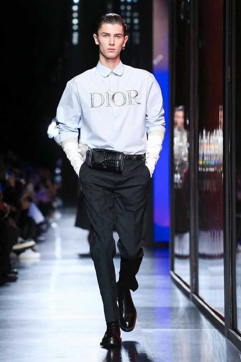Dior Fall/Winter 2020 Menswear Collection Runway kim jones fw20 paris fashion week yoon ahn matthew m williams judy blame pfw