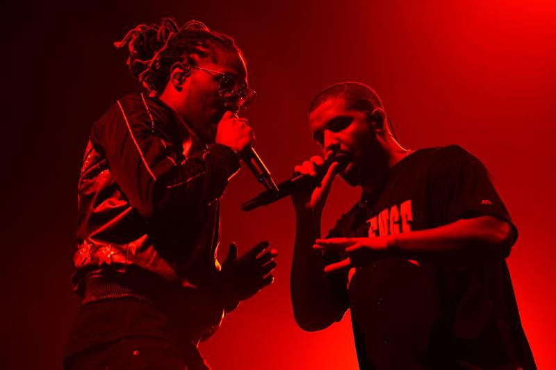 "Drake & Future Tease ""Life Is Good"" hip-hop rap what a time to be alive 2 sequel album collaboration project used to this 100 racks"