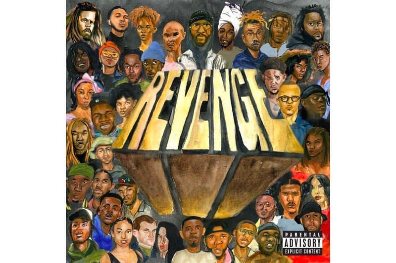 Dreamville 'Revenge of The Dreamers III Deluxe' Album Stream hip-hopr ap j.cole  earthgang ari lennox omen bas J.I.D. JID cozz ROTDIII3  lute elite vince staples guapdad 4000 reason buddy smino  6lack