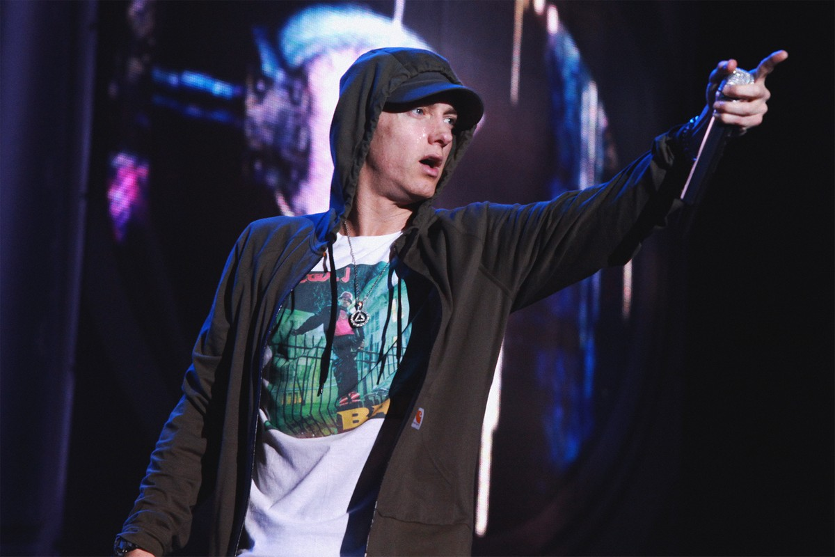 Eminem's Latest Music Video Draws Parallels to the 2017 Las Vegas Incident