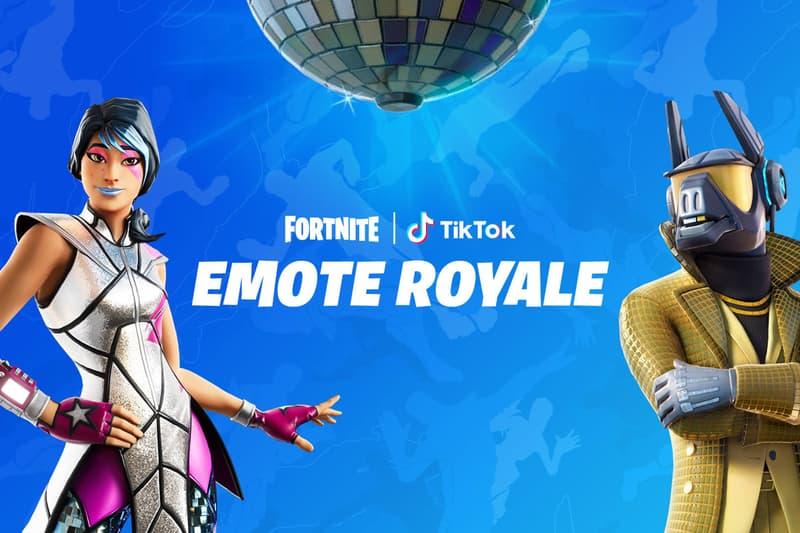 Epic Games Announce a TikTok Dance Contest for 'Fortnite's Next Emote