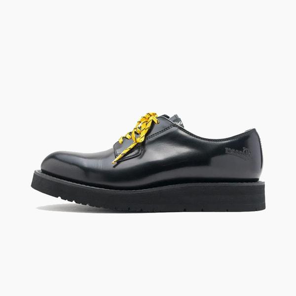 SOPHNET. x Danner Black Leather Postman Shoes