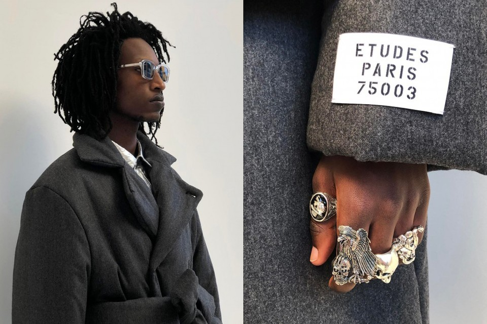 Exclusive Behind-the-Scenes Look at Études' FW20 Collection