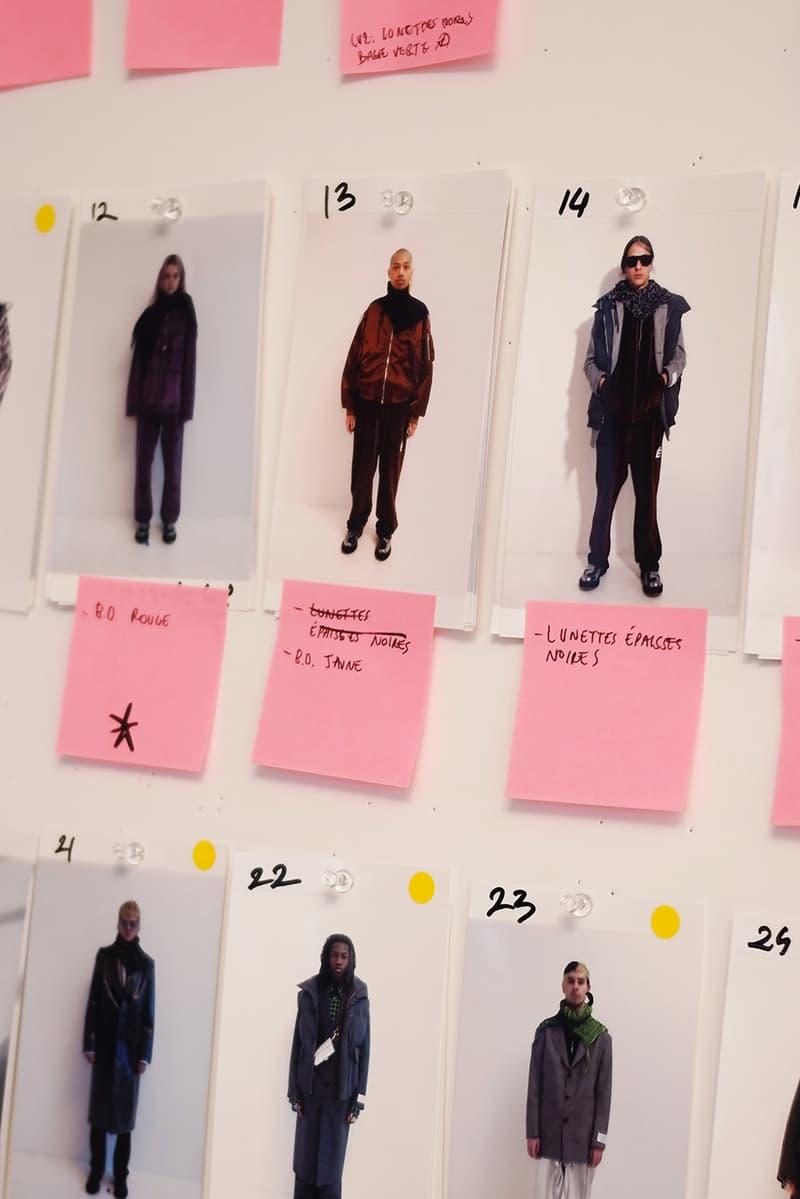 """Études Fall/Winter 2020 Collection Preview Exclusive Paris Fashion Week 'Fantastic Planet' 'Terminator 2' """"La Planète Sauvage"""" Tie-Dye"""