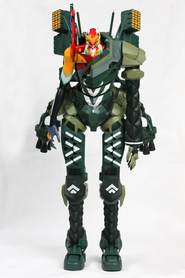 Evangelion 4.0 Armored New Unit-2 Figure Release 3.0+1.0 Neon Release info Date Buy Price Watch Premiere Date When