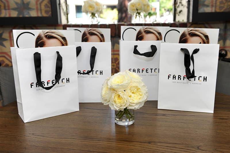 Farfetch Raises $250 million USD Debt Grow Platform tencent dragoneer china san francisco wechat tech online retailer global business debt