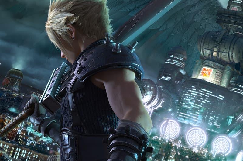 Square Enix Crystal Dynamics Final Fantasy VII Remake Marvel's Avengers Delay