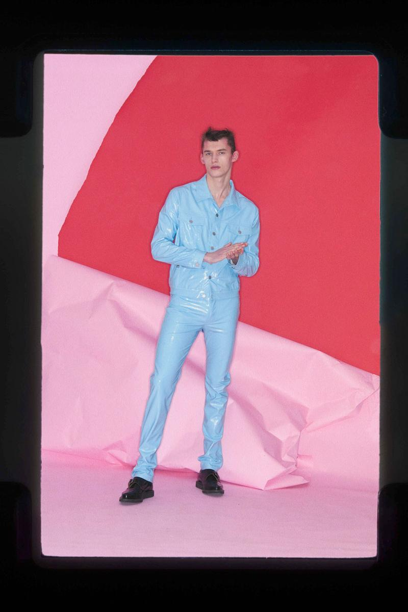 Fiorucci Fall/Winter 2020 Menswear by Daniel W. Fletcher Lookbook Collection Release Information Inaugural Pieces Archive Inspiration Keith Haring Tailoring