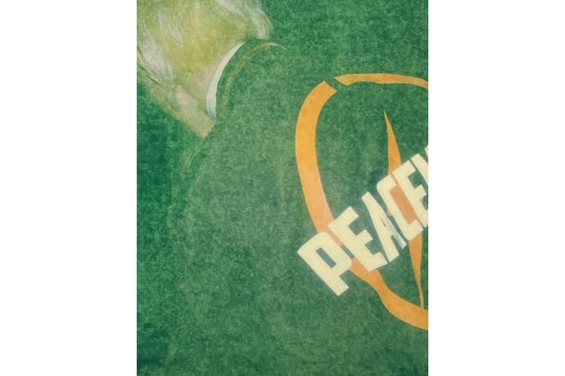 fragment design x OAMC Capsule Collection Lookbook Hiroshi Fujiwara Vintage Peacemaker Liner U.S. military surplus M-65 field jacket crewneck hoodie sweatshirt Italian cotton fleece T-shirts customized surplus Swiss Army bottle www.charitywater.org Luke Meier and Arnaud Faeh