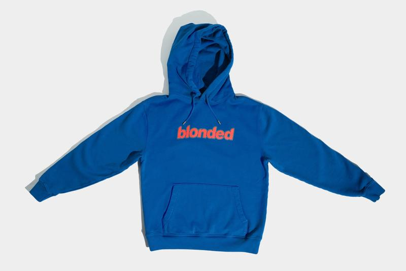 Frank Ocean Blonded Spring 2020 Apparel Collection Merch Tour Merch In My Room Endless Blond Blonde DHL Prep+