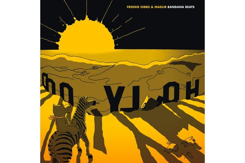 Freddie Gibbs Madlib Bandana Beats Album Stream madgibbs Release Info