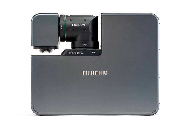 FUJIFILM FP-Z5000 Projector Info dual-axis rotating 75cm fujinon technology lens ultra-short throw lens