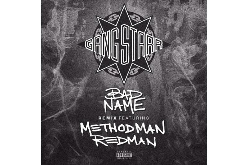 "Method Man & Redman Hop on Remix of Gang Starr's ""Bad Name"" guru dj premiere hip-hop rap golden era one of the best yet listen now apple music spotify"