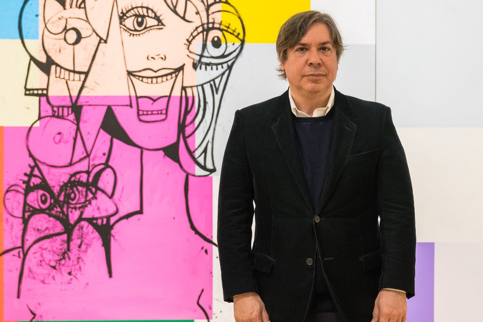 George Condo Now Represented by Mega Art Dealer, Hauser & Wirth
