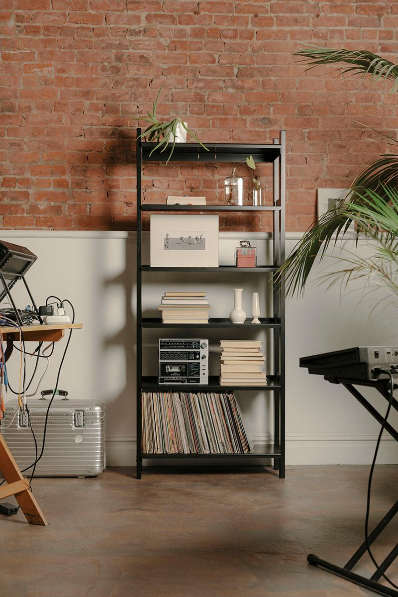 Ghostly International X Floyd Shelving Unit Hypebeast
