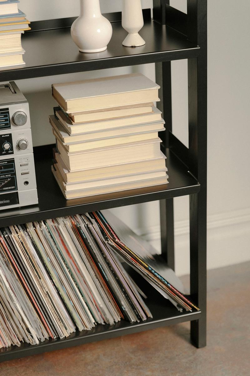Ghostly International Floyd Shelving Unit furniture design detroit music record label modular