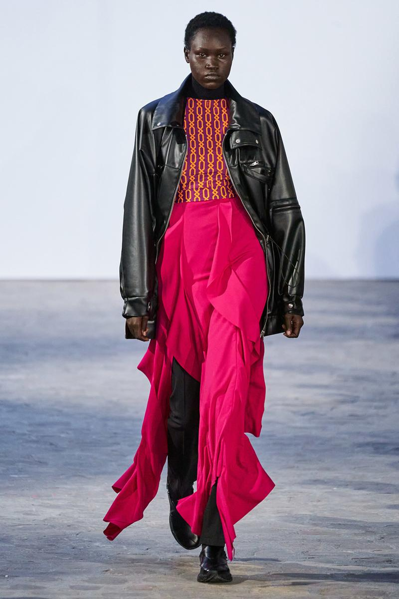 GmbH Fall/Winter 2020 Collection Runway Paris Fashion Week fw20 co-ed pfw