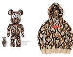 GOD SELECTION XXX and NUMBER (N)INE Reunite for Co-Branded BE@RBRICKs and Hoodies