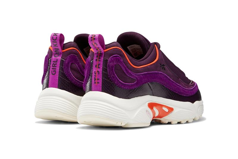 gok reebok daytona dmx its a mans world chalk white pigment purple orange FV6077 release date info photos price