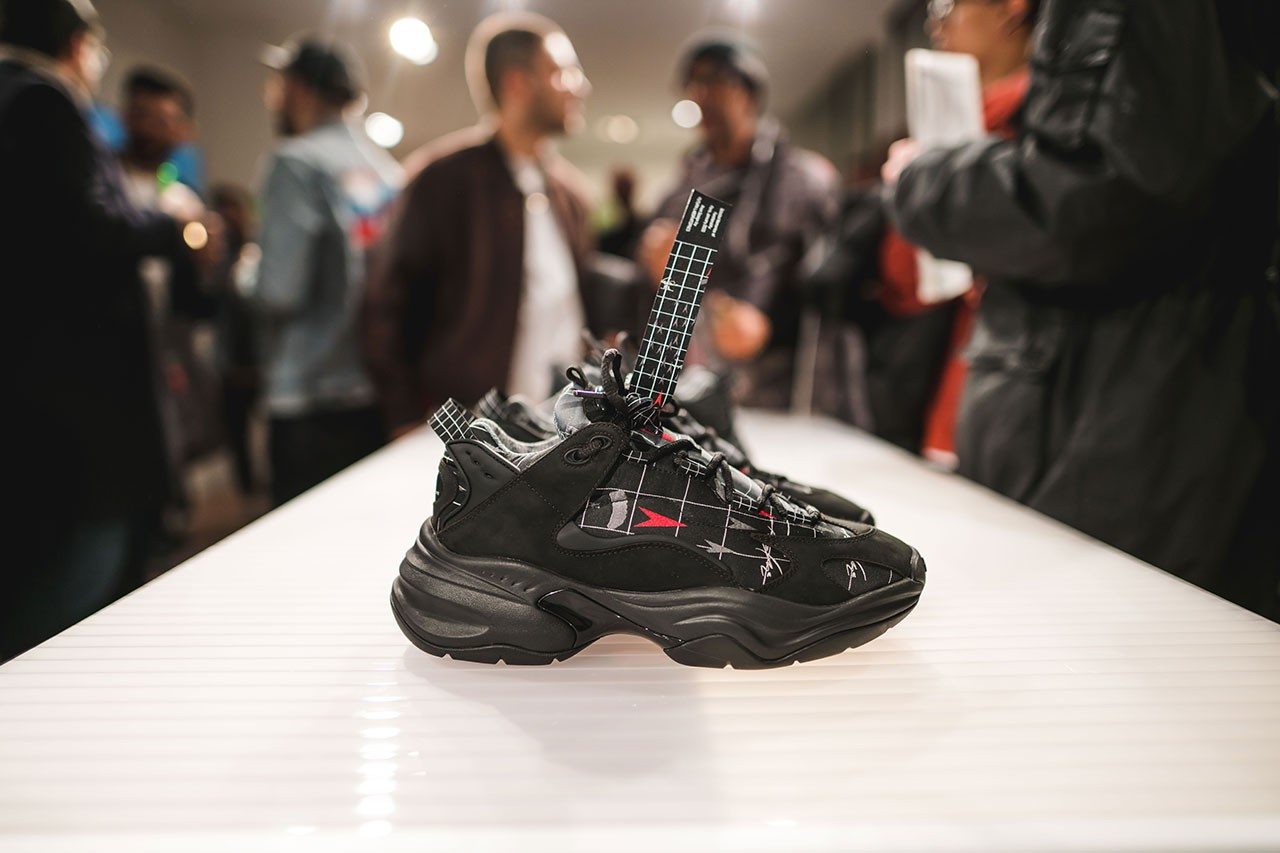 Futura Laboratories GORE-TEX FW20 collaborations fall winter 2020 collection sneakers poncho jacket sneaker showroom exhibition, selected memories functionality