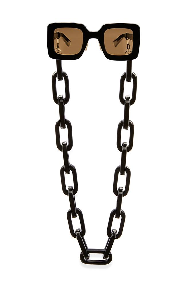 Gucci SS20 Eyewear Chain Info Kering sunglasses eyewear accessories