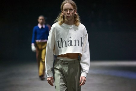 Gucci FW20 Tackles Toxic Masculinity and Gender Identity