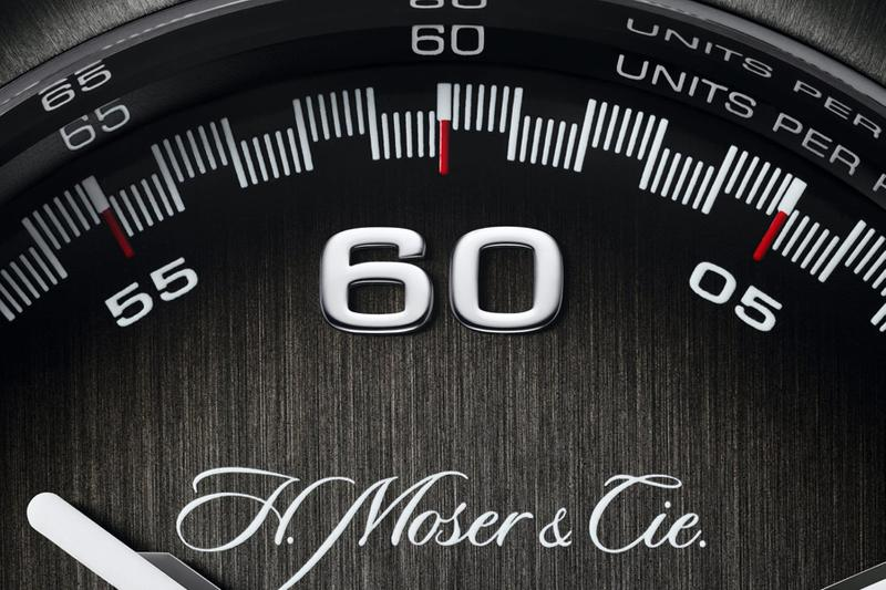 H. Moser & Cie Streamliner Flyback Watch Info  independent watchmaker swiss german made timepiece accessories Streamliner Flyback Chronograph Automatic Schaffhausen
