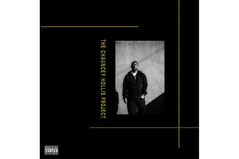 Hit-Boy 'The Chauncey Hollis Project' Album Stream boom bap hip-hop rap spotify listen now hs87 west coast benny the butcher jansport j kent m$ney old school sound consious rap