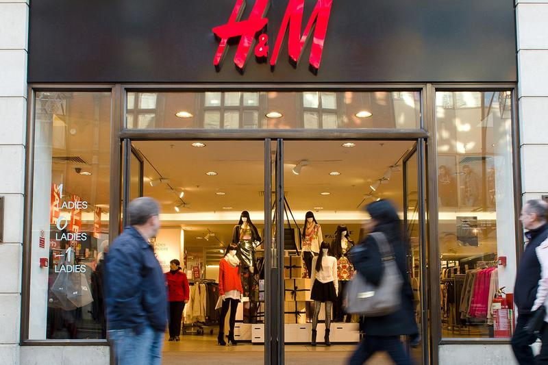 H&M Sell Clothes Circulose Fabric garments upcycled jeans cotton viscose lifecycle scale Re:newcell co:lab swedish
