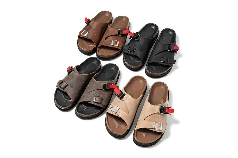 hobo Spring Summer 2020 Deck Shoes Sandals fidlock magnetic closure system nubuck made in spain cow leather ripstop cork footwear shoes trainers americana leather Japanese