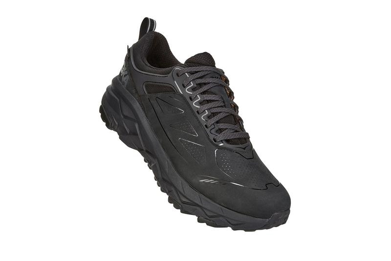 HOKA ONE ONE Stinson Mid GTX Challenger Mid GTX Challenger Low GTX Release Black Release Info Date Buy Price Kanye West Thick Sole Runner GORE-TEX