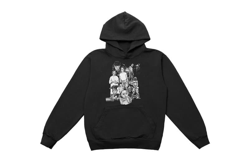 infinite archives lil wayne funeral merch album release colleciton capsule long sleeve short hoodie Easy Otabor yue wu buy web store