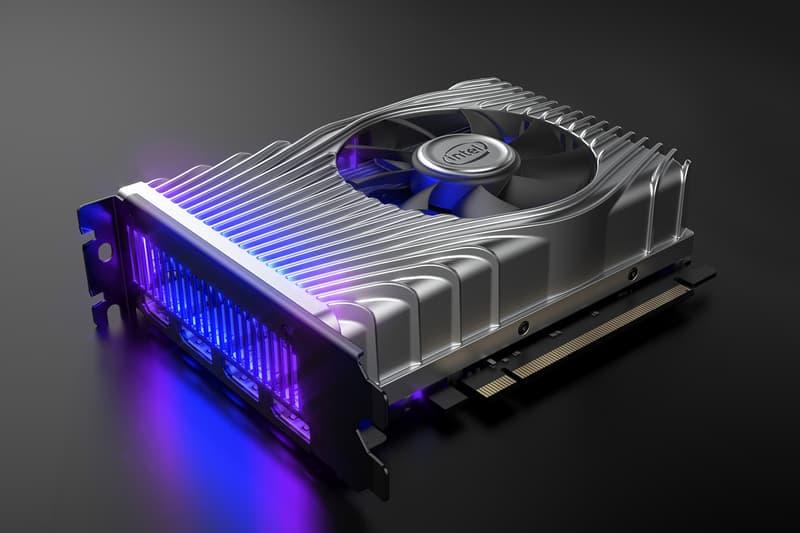 Intel DG1 Discrete GPU Unveiling gpu CPU gaming chips Tiger Lake CPU GPU graphics card laptops CES 2020