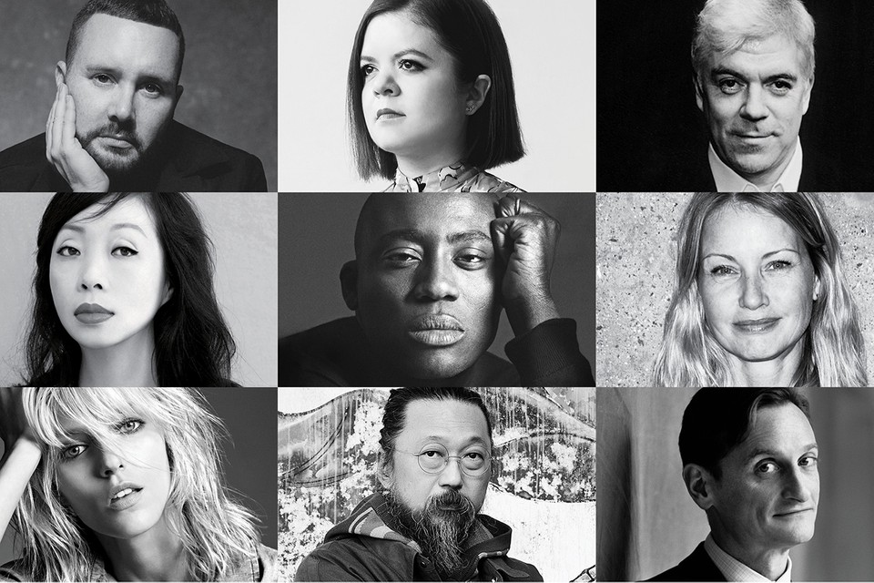 Kim Jones, Takashi Murakami & More Announced for Woolmark Prize Judging Panel