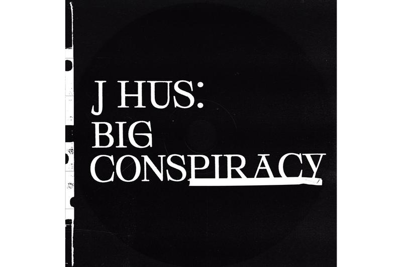 J Hus 'Big Conspiracy' Album Stream grime rap  hip-hop sophomore project burna boy koffee spotify apple music listen now