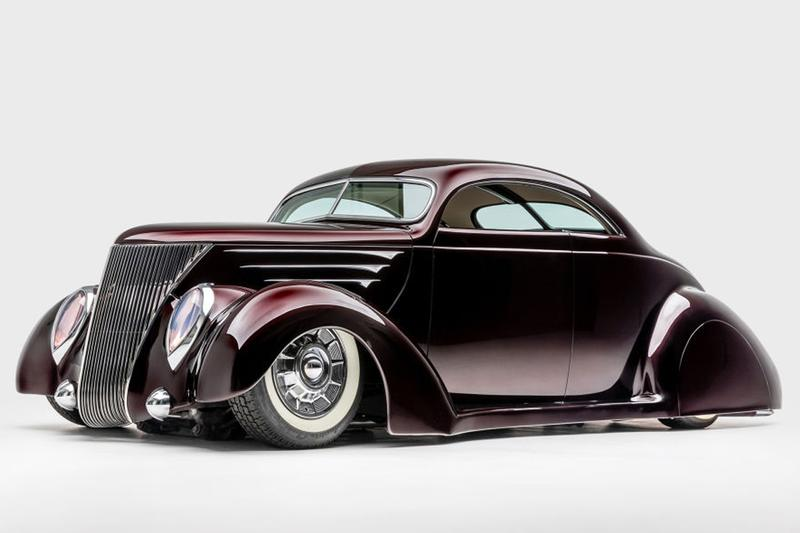 petersen automotive museum james hetfield metallica vocalist guitarist hot rod classic collection exhibition