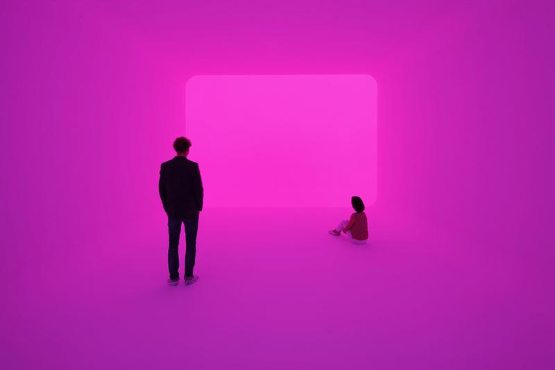 james turrell frieze los angeles solo presentation artworks immersive instalaltions