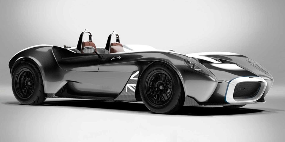 Jannarelly Revives '60s Sports Cars With the Design-1