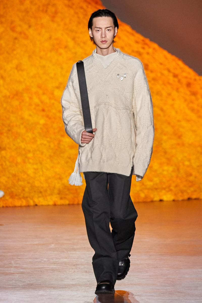 Jil Sander Fall/Winter 2020 Collection Runway Show FW20 pitti immagine uomo menswear presentation
