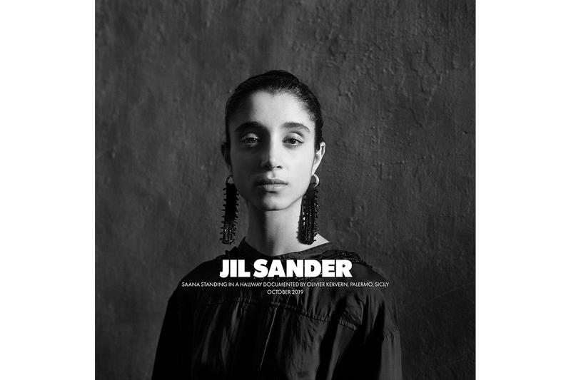 Jil Sander Spring/Summer 2020 Advertising Campaign Olivier Kervern Photography Lucie and Luke Meier Sicily Palermo Mediterranean Island Collection SS20 Lookbook Images