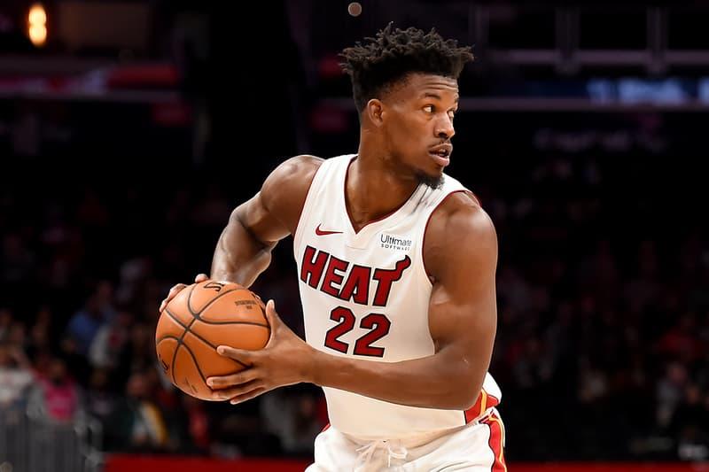 Jimmy Butler Leaves Jordan Brand becomes Sneaker Free Agent nba miami heat basketball professional