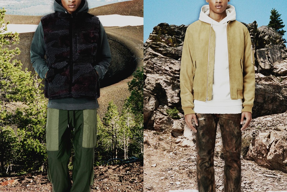 John Elliott Delivers Wilderness-Inspired FW20 Collection