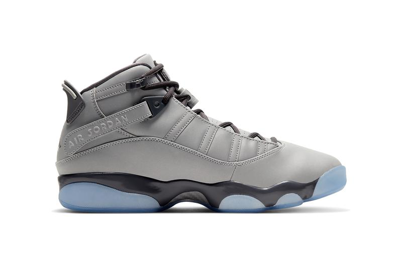 jordan 6 rings se metallic silver white light graphite CW4641 001 release date info photos price