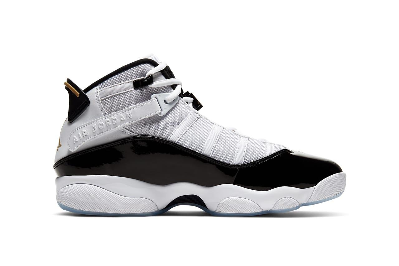 Jordan 6 Rings \