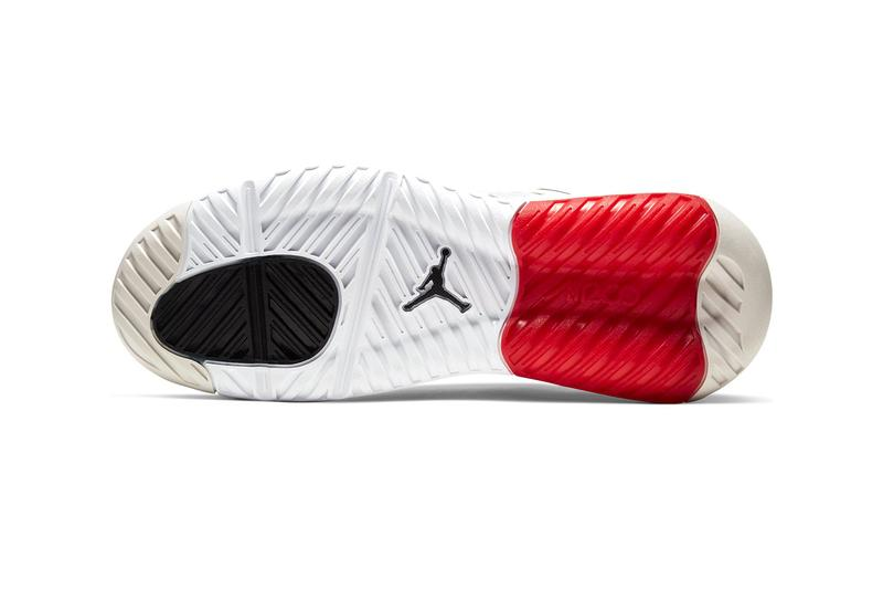 "Jordan Air Max 200 ""White/Black/Challenge Red"" nike sneakers footwear"